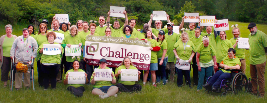 Ithaca NY Group Portrait of Challenge Workforce Solutions